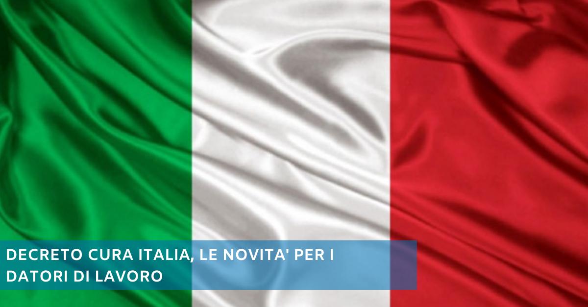 cura italia 2
