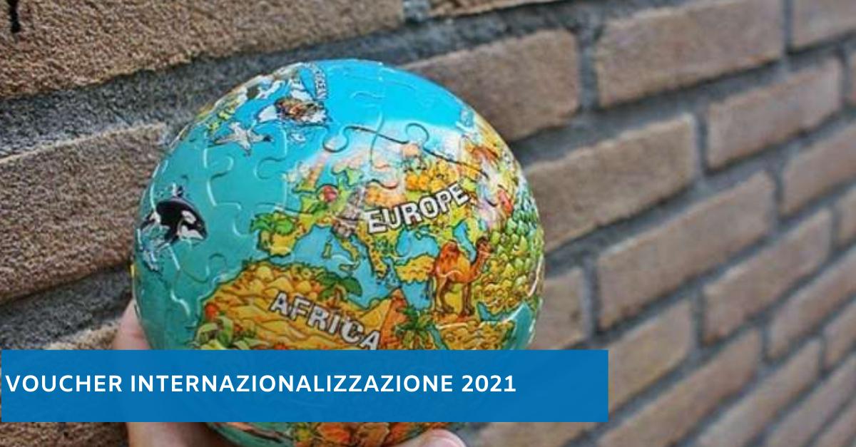 Voucher internazionalizzazione Invitalia 2021